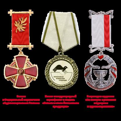 Маджерик награды