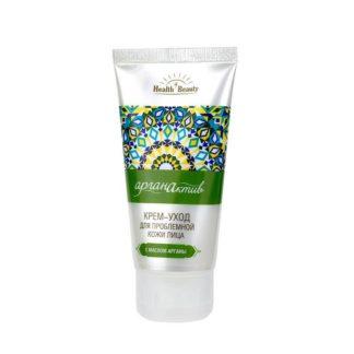 Арганактив — крем уход с маслом арганы для проблемной кожи лица