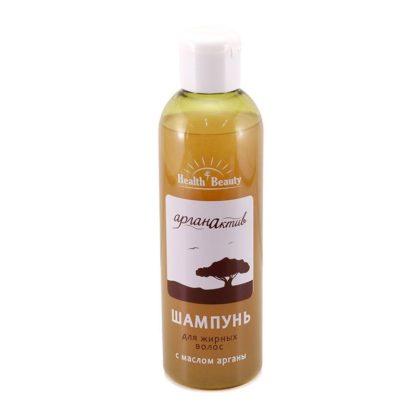 Арганактив - шампунь для жирных волос Alt