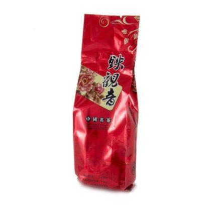 Чай зеленый «Оолонг Те Гуанинь с цветками персика» Alt