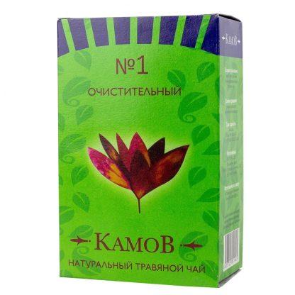 Чай Б.Н.Камова № 1 Очистительный