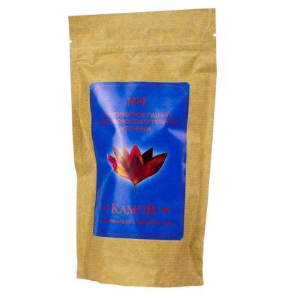 Чай Б.Н.Камова № 4 Противопростудный противовоспалительный легочный