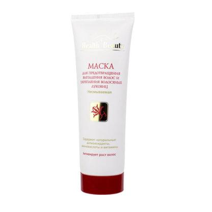 Health&Beauty - Маска для предотвращения выпадения волос и укреплени Alt