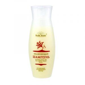Health&Beauty -Увлажняющий шампунь — молочко «Every day»