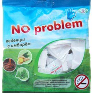 Леденцы NO problem с имбирем