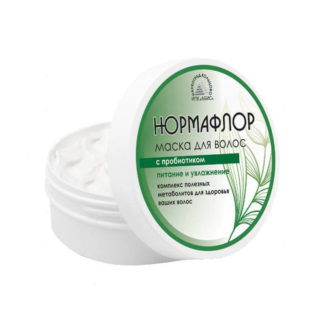 Маска-пробиотик Нормафлор для волос Alt