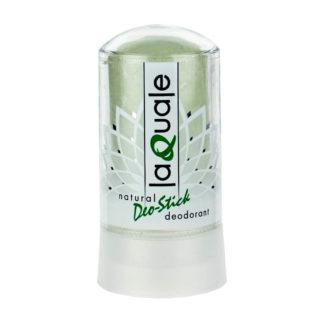 Природный минеральный дезодорант-стик LAQUALE с экстрактом березы