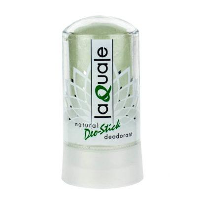 Природный минеральный дезодорант-стик LAQUALE с экстрактом березы Alt
