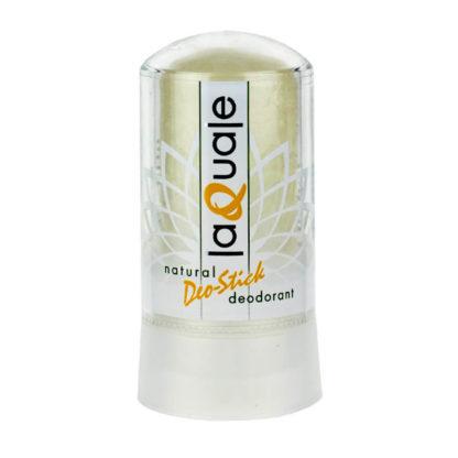 Природный минеральный дезодорант-стик LAQUALE с экстрактом сосны Alt