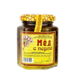 мед перга свойства