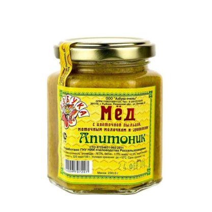 мед с маточным молочком полезные Alt