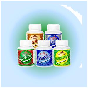«Маджерик Пятерочка»<br> Антипаразитарный комплекс<br>Стартовая программа на 1 месяц