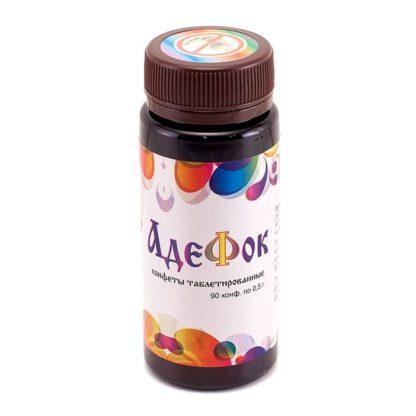 АдеФок противопаразитарный конфеты