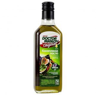 Doctor Maslov. Original. Конопляное масло